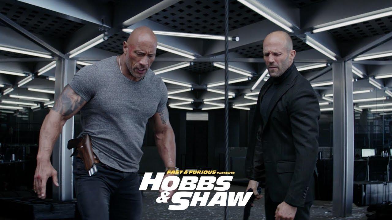 Hobbs & Shaw TV Spot Teases Romance Between Hobbs and Hattie