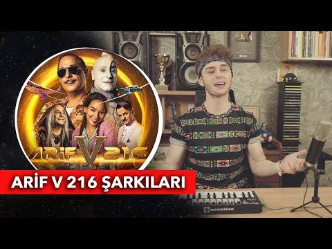 Arif v 216 'da Cem Yılmaz'ın Söylediği Şarkılar (120 Saniye)