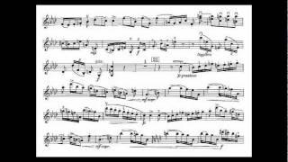 Dohnanyi, Ernst von violin concerto 2 mvt2+3 op.43