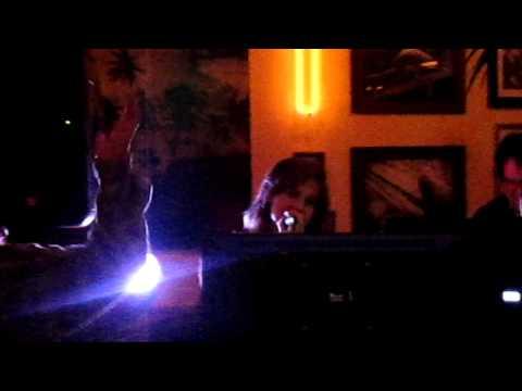 """I Want You Back"" by Michael Jackson - cover Christina CIMORELLI Live at Cafe Habana Malibu"