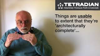 Architecture, design and layers of abstraction - Episode 27, Tetradian on Architectures