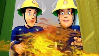 Feuerwehrmann Sam ⭐️ Im Keller gefangen! 🔥 Neue Folgen | Zeichentrick für Kinder