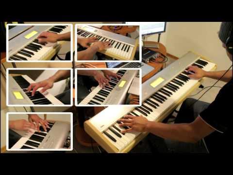Universal Studios Theme Music - Propellerhead Reason (Cover)