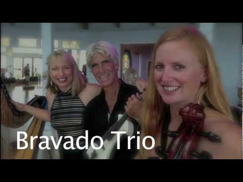 Bravado Trio - Clocks