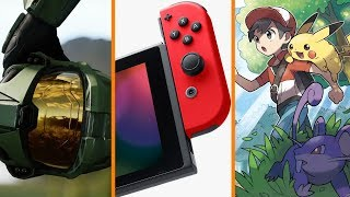 No Halo Infinite Paid Loot Boxes + Switch Online NES Games Hacked + Pokemon Go TRANSFERS to Let's Go
