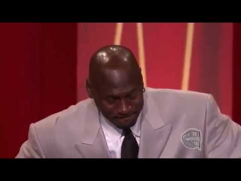 ESPN 30 for 30: The Michael Jordan Crying Meme Face