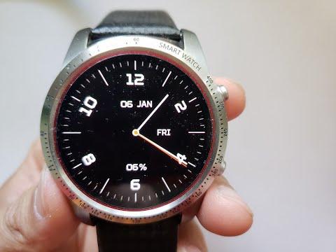 Best Cheap Android 5.1 3G WIFI Watch: Kingwear KW99 Smartwatch