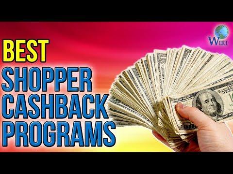 3 Best Shopper Cashback Programs 2017