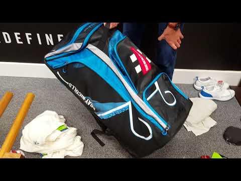 Gray-Nicolls Powerbow6 1000 Cricket Duffle Bag Review - TAKE 2!