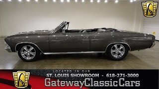 #6979 1966 Chevrolet Chevelle - Gateway Classic Cars of St. Louis