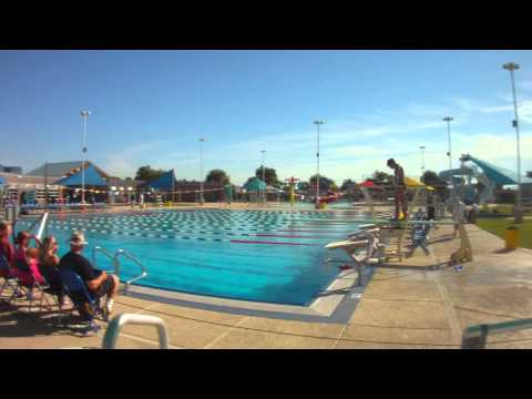 Crim Swim 2015 Dive Event