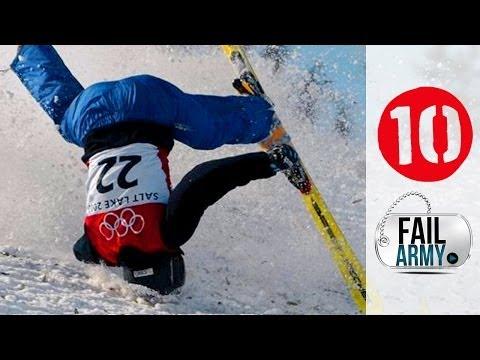 10 Winter Sports Fails