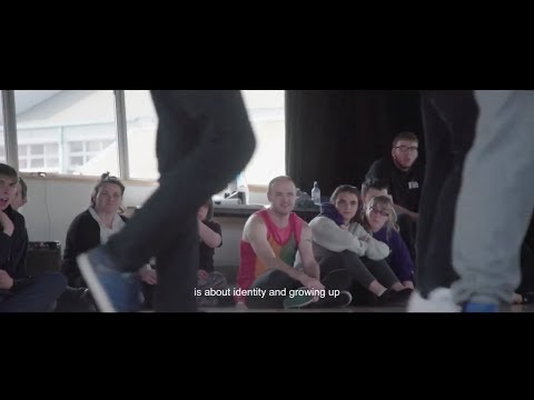 Diverse City - Extraordinary Bodies Young Artists - Crowdfunder 2017