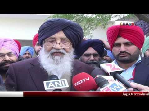 I Respect Kejriwal: Parkash Singh Badal