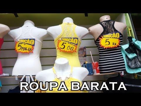 FEIRINHA DA MADRUGADA SÓ ROUPA BARATA TOUR BRÁS