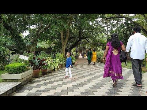 Walk with Amaya - Trivandrum Zoo (4K)
