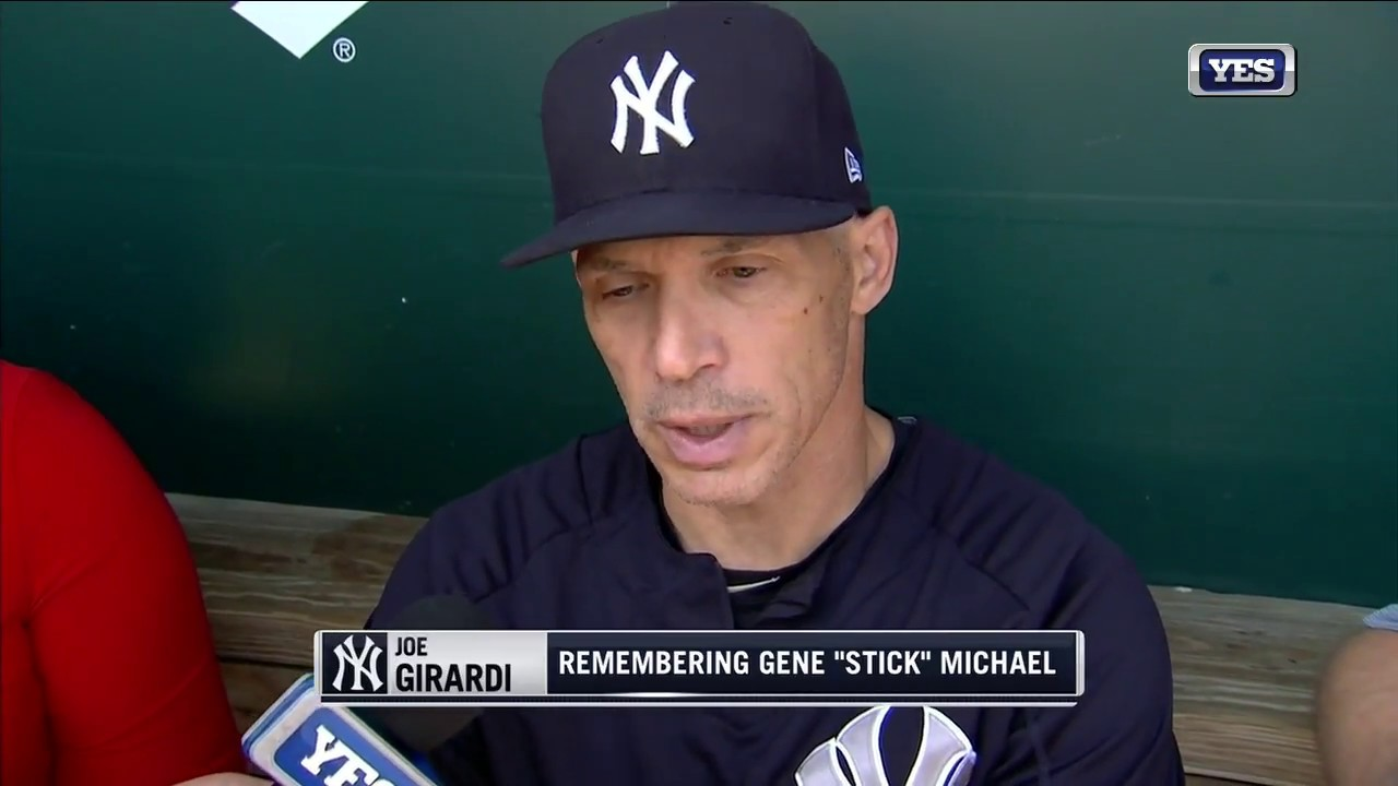 Gene Michael, 'Stick' and architect of Yankees' 1990s dynasty, dead at age 79