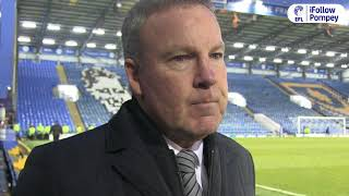 Kenny Jackett post-Doncaster Rovers