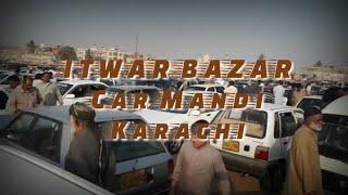 USED CAR BAZAAR 2019 | Sunday Cars Market in Karachi