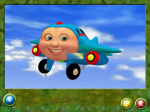 Jay Jay the Jet Plane: Sky Heroes to the Rescue (PC Game)