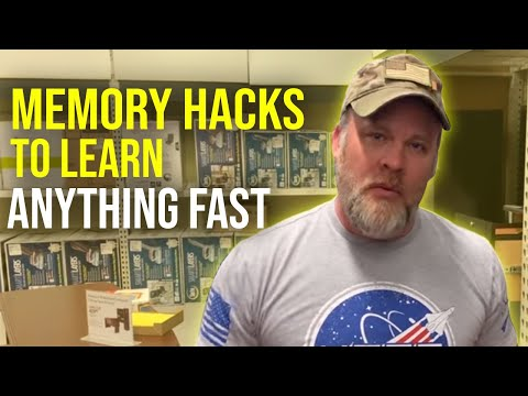You Can Learn ANYTHING You Want With These Memory HACKS!