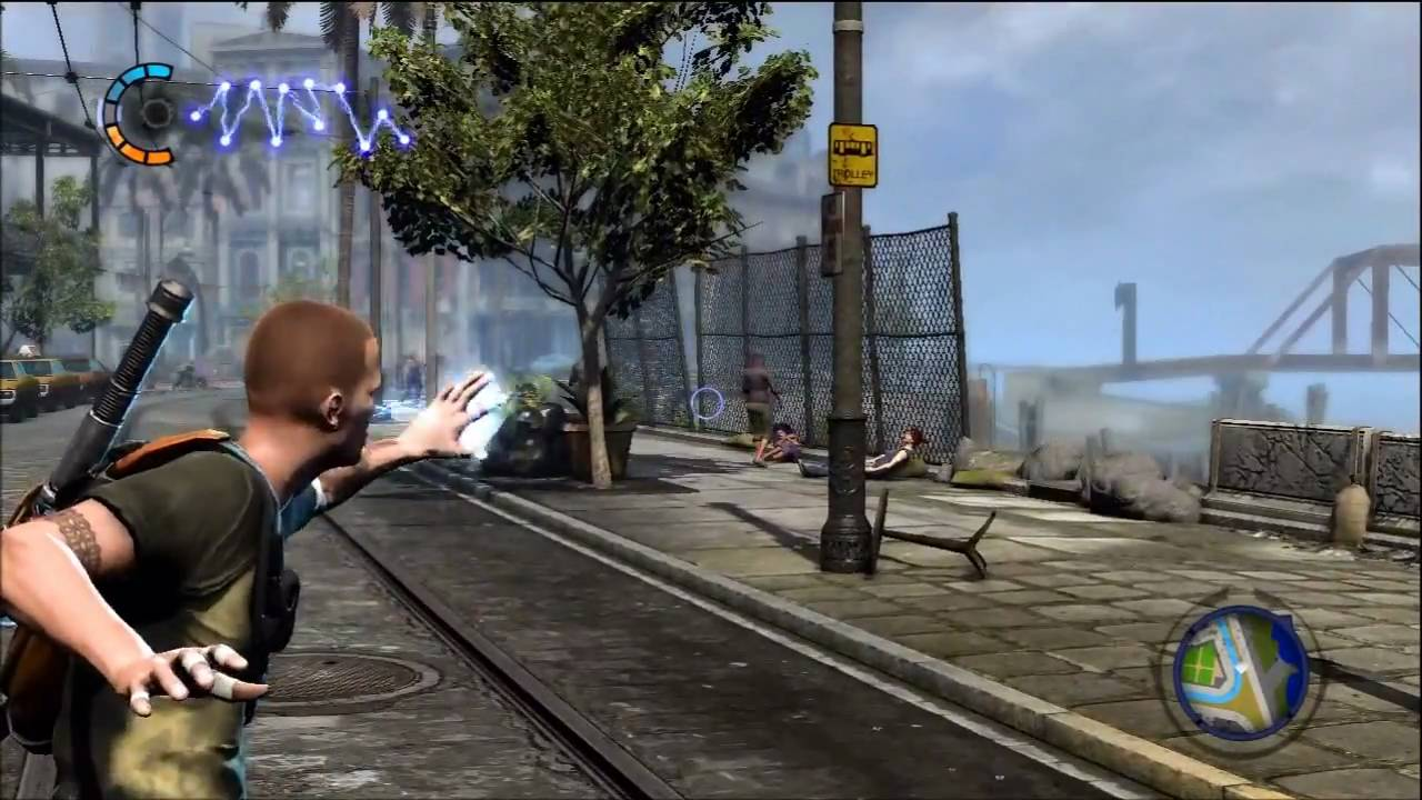 infamous 2 gameplay commentary daishogun youtube