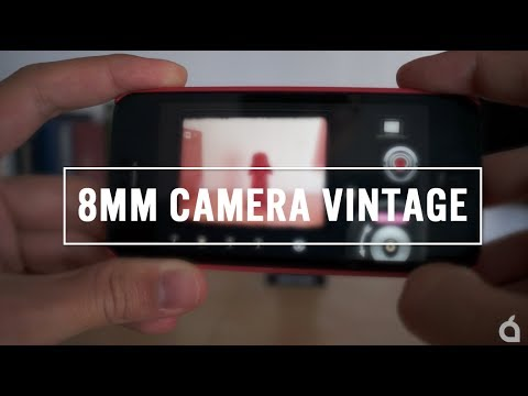 8mm Vintage Camera para iOS