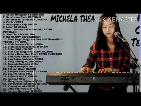 kumpulan-lagu-cover-terbaik-michela-thea-terbaru