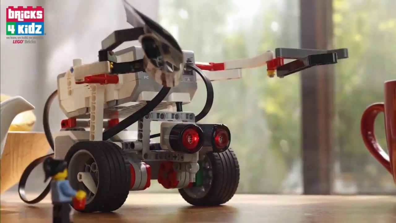 Robotics with LEGO® WeDo® and MINDSTORMS® EV3 | Bricks 4 Kidz