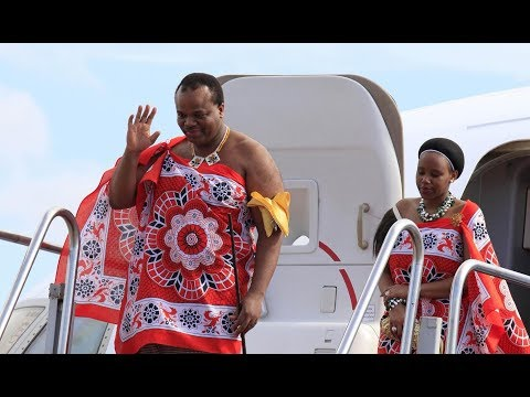 King of Swaziland orders men to marry more than 2 wives or face Jail