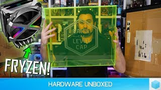 Unboxing Boxes #53: Fryzen, Razer BlackWidow Elite, Mamba Wireless, H100i Pro & More