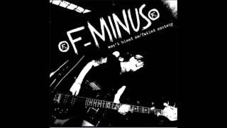 F- Minus - Who Pays Who Profits  (1998)