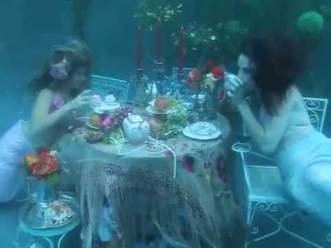 Thumbnail: Real Underwater Mermaid Tea Party! (if you believe....)