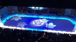 Leafs pregame onice projections  March 10th, 2020