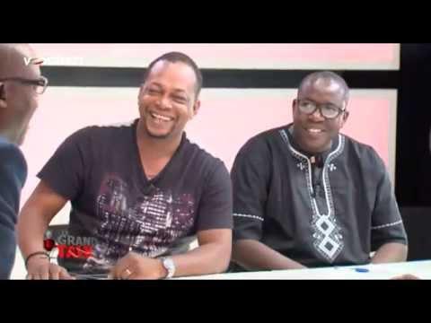 VoxAfrica / Le Grand Talk Special HUMOUR avec Digbeu, Joel, Adama Dahico et Oualas