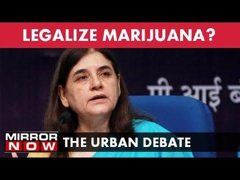 Union Minister backs medical marijuana – The Urban Debate (August 2)