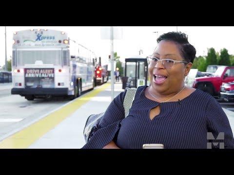 Go Car-Lite Episode 6: Bernie's Bus and Train Combo Commute