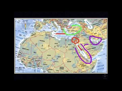 North Africa, Southwest Asia, And Central Asia - Lessons ...