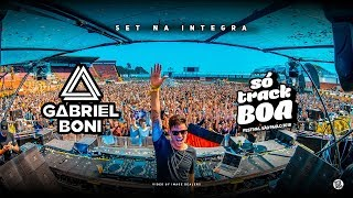 Gabriel Boni • Live @ Só Track Boa Festival • Estádio do Canindé, SP.