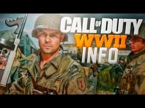 CALL OF DUTY WWII | FECHA, BETA, IMAGENES Y... ¿ZOMBIES?
