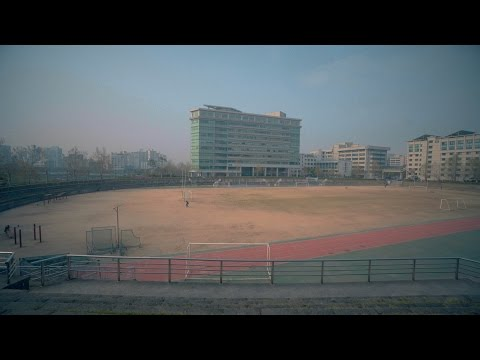 Seoul Campus of Hanyang University with Sony A 6500 (2)