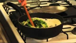 Brócoli a la crema con parmesano - Broccoli Cream with Parmesan