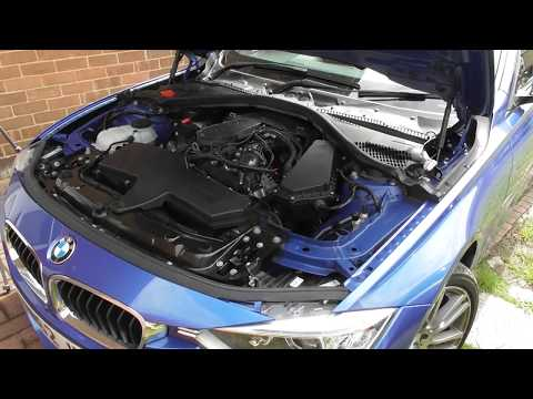 ABS Pump & Module Location BMW F30 F31 3 Series - YouTube