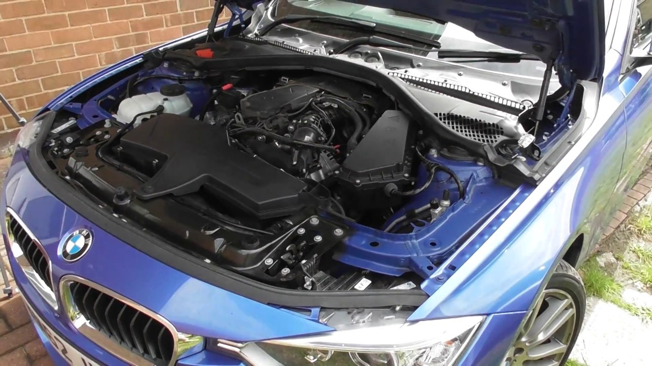 ABS Pump & Module Location BMW F30 F31 3 Series