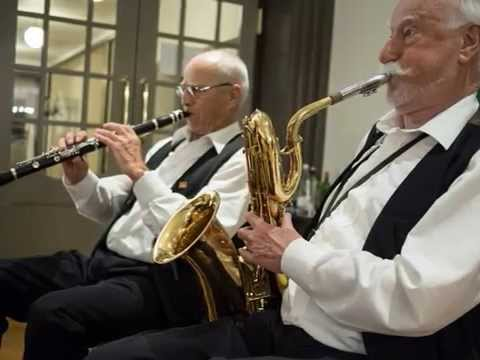 "New Orleans Jazz Quartett + 1  -  ""Just as I am"""