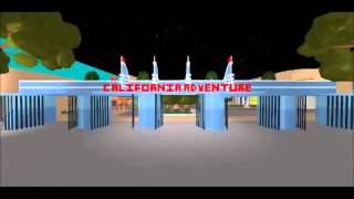 Roblox California Adventure Trailer