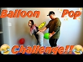 BALLOON POP CHALLENGE!!!