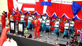 Lazima tukwimbiye by Songambele International Gospel Band