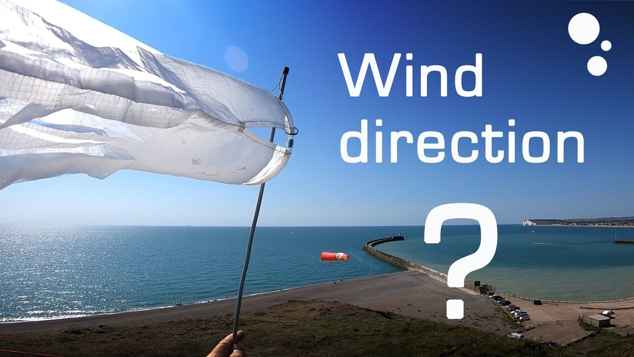 Paragliding Tips: Wind Speed, Air Speed And Ground Speed Explained!