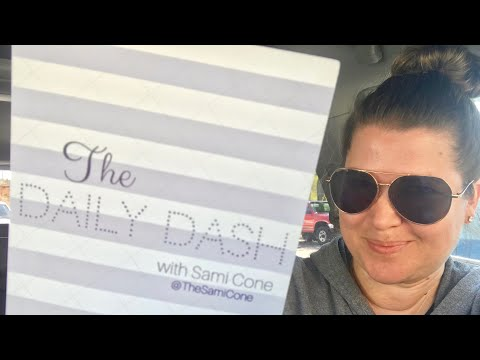 The Daily Dash: April 20, 2018 {@FamilyLifeToday Women's Getaway}